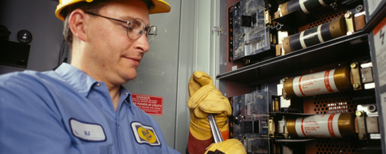 Commercial electrician in Maryland, DC & Virginia